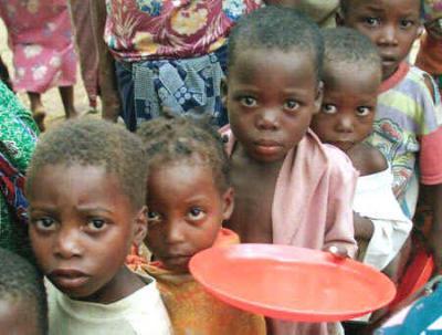 El fin del hambre en todo el mundo!